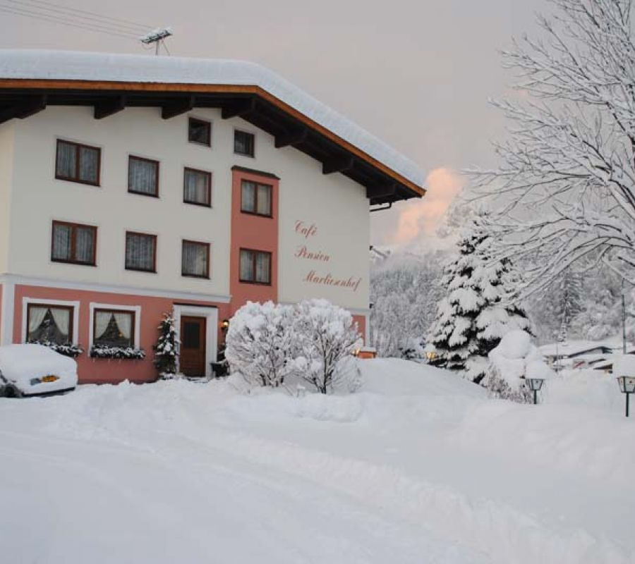 Kitzbuehel Pension.JPG